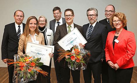 Stiftungspreis Gruppenfoto
