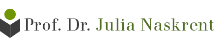 Prof. Dr Julia Naskrent - Professorin aus Siegen für Marketing